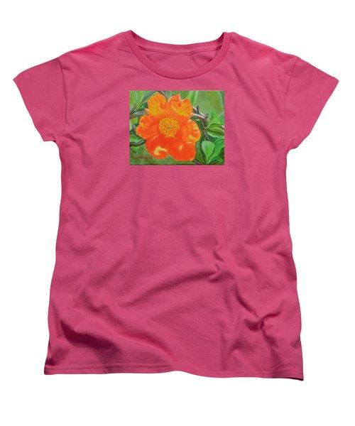 Basking In The Sun Women's T-Shirt (Standard Cut) by Donna  Manaraze