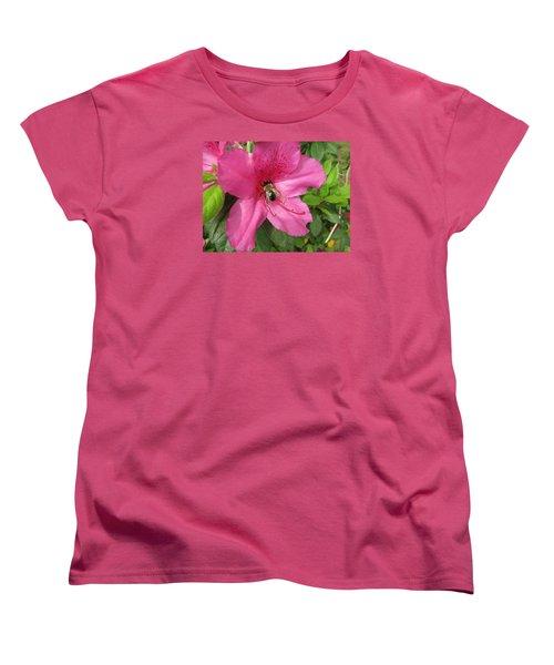 Bee Cause Women's T-Shirt (Standard Cut)
