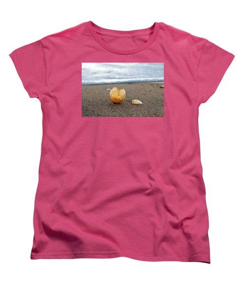 Beginnings Women's T-Shirt (Standard Cut) by Laura Fasulo