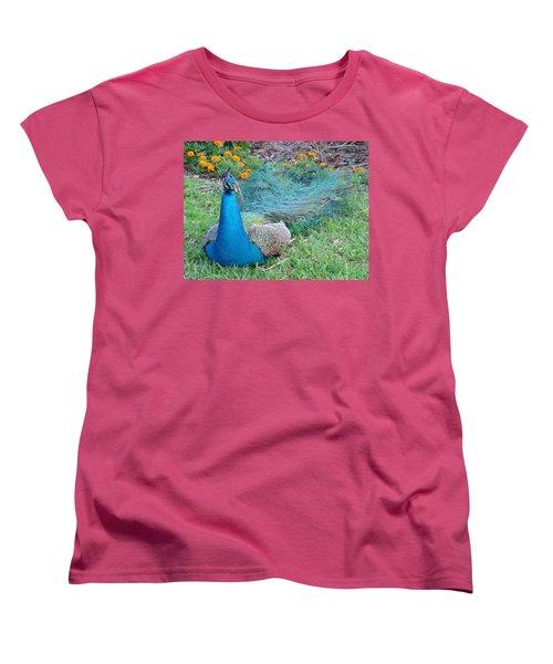 Women's T-Shirt (Standard Cut) featuring the photograph Bejeweled  by David Nicholls