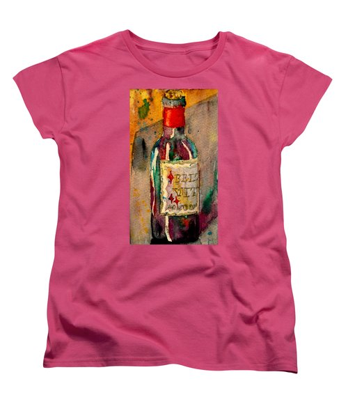 Bella Vita Women's T-Shirt (Standard Cut) by Beverley Harper Tinsley