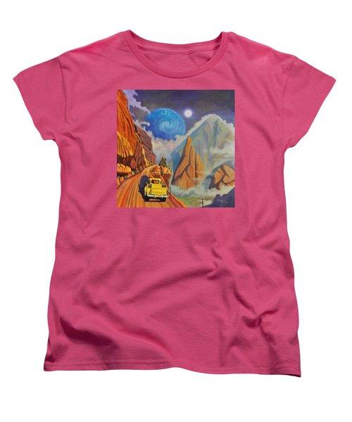 Cliff House Women's T-Shirt (Standard Cut)