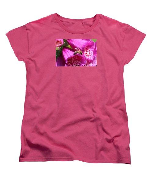 Bracing For A Good Drink Women's T-Shirt (Standard Cut) by Lucinda VanVleck