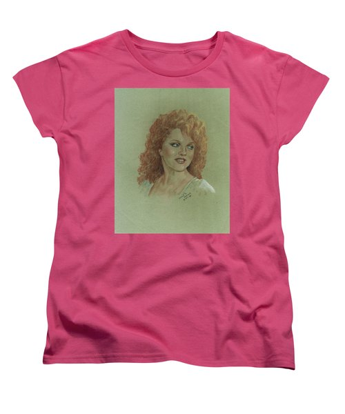 Briar Women's T-Shirt (Standard Cut) by Duane R Probus