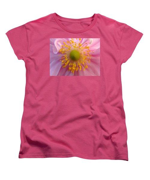 Windflower Women's T-Shirt (Standard Cut) by Cheryl Hoyle