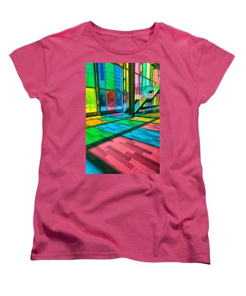Candy Store Women's T-Shirt (Standard Cut) by Alex Lapidus