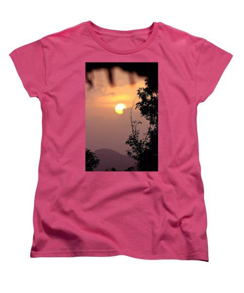 Caribbean Summer Solstice  Women's T-Shirt (Standard Cut)