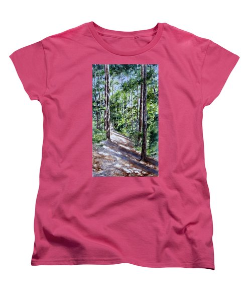 Cheraw Trail Women's T-Shirt (Standard Cut)