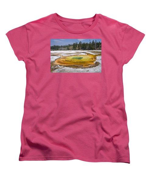 Chromatic Pool Women's T-Shirt (Standard Fit)