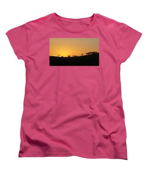 Clarkes Road Women's T-Shirt (Standard Cut) by Evelyn Tambour