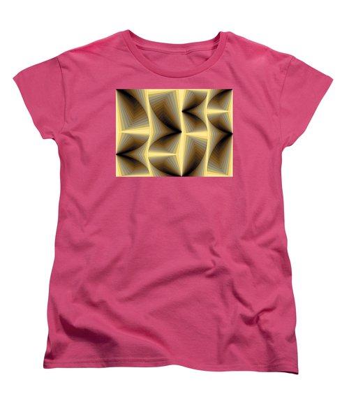 Composition 252 Women's T-Shirt (Standard Cut) by Terry Reynoldson