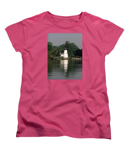 Concord Point Lighthouse Women's T-Shirt (Standard Cut)