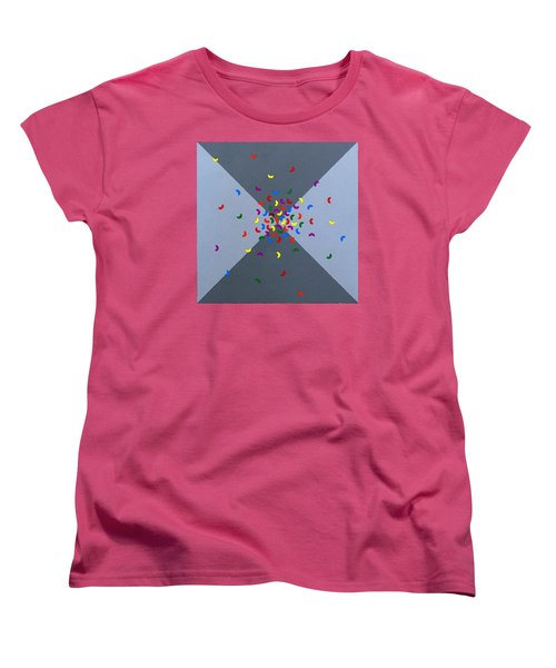 Cool Beans 4 Women's T-Shirt (Standard Cut) by Thomas Gronowski
