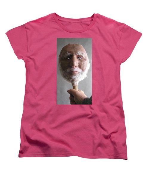 Coot On A Stick Women's T-Shirt (Standard Cut)