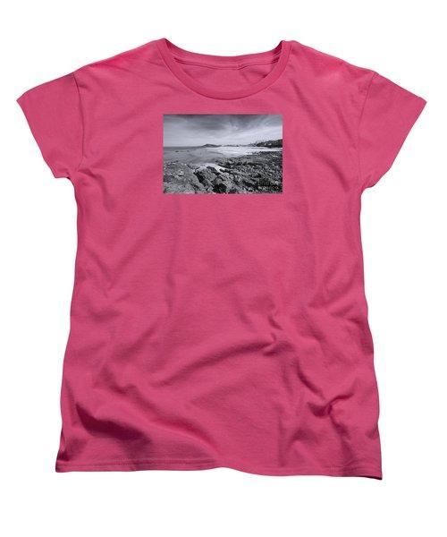 Cornwall Coastline 2 Women's T-Shirt (Standard Cut) by Doug Wilton