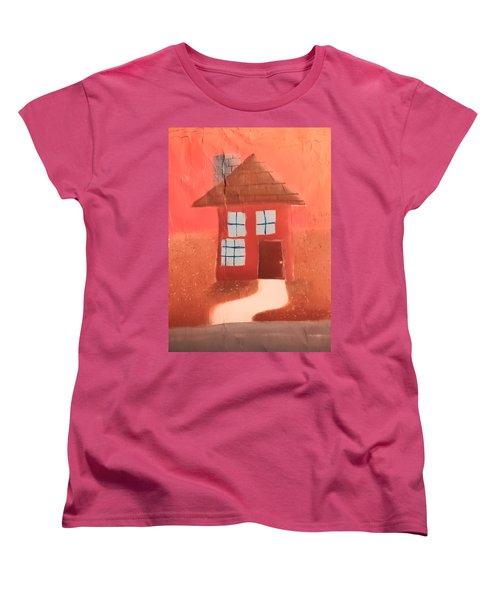Cottage Women's T-Shirt (Standard Cut)