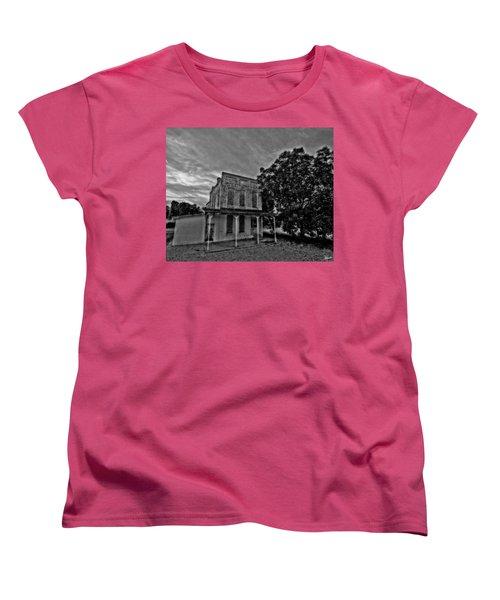 Cotton Office Women's T-Shirt (Standard Cut)