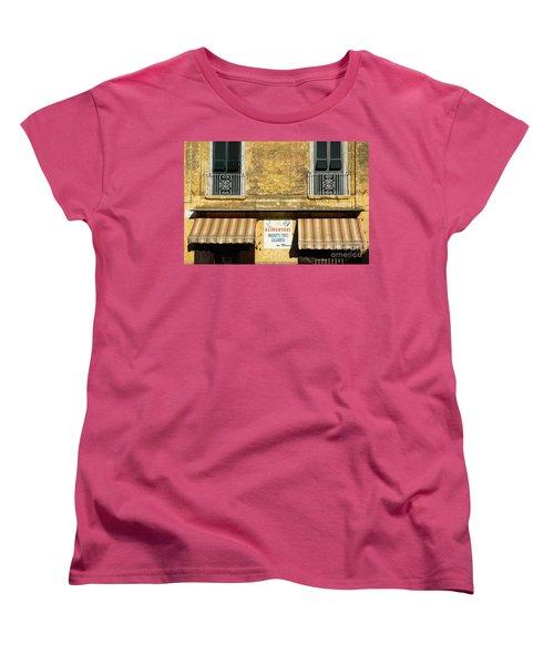 Da Marco Women's T-Shirt (Standard Cut) by Silvia Ganora