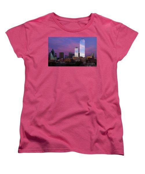 Dallas Sunset Women's T-Shirt (Standard Cut)