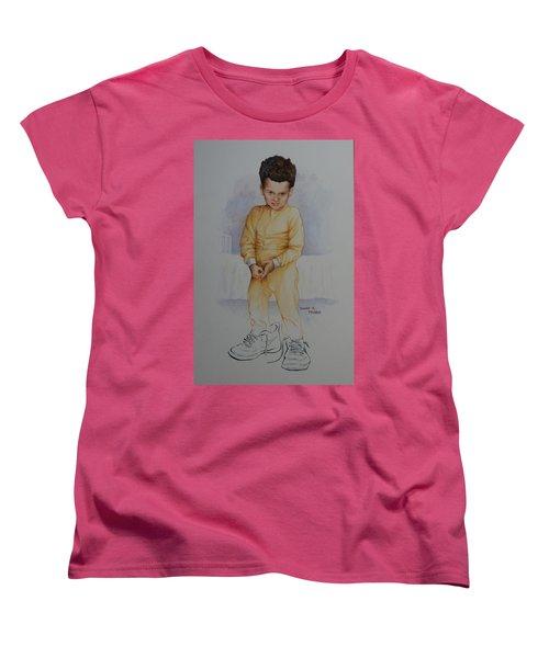 David Women's T-Shirt (Standard Cut) by Duane R Probus