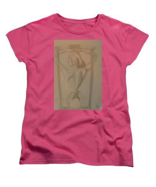 Days Of Our Lives Women's T-Shirt (Standard Cut) by Thomasina Durkay