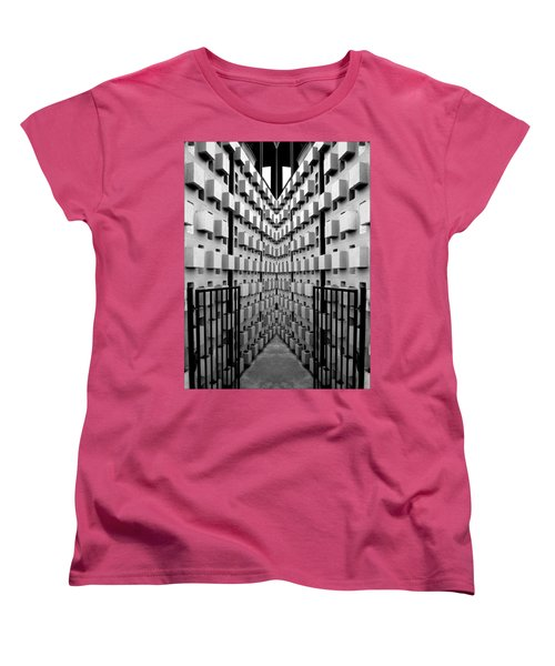 Dead End Women's T-Shirt (Standard Cut) by Jeff Brunton