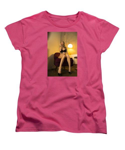 Deep Thoughts 1 Women's T-Shirt (Standard Cut)