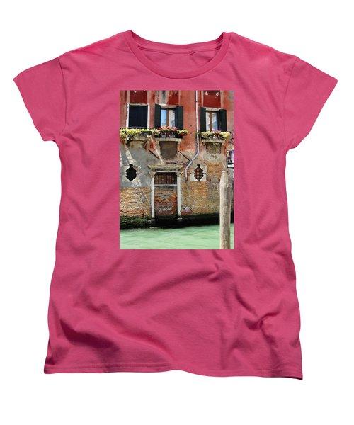 Door No More Women's T-Shirt (Standard Cut) by Natalie Ortiz