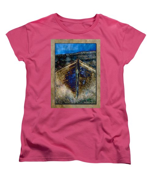 Women's T-Shirt (Standard Cut) featuring the photograph Dory by WB Johnston