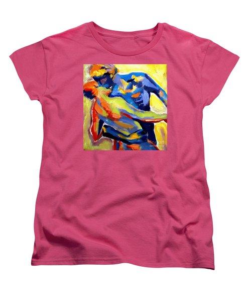 Dream Of Love Women's T-Shirt (Standard Cut) by Helena Wierzbicki