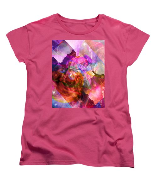 Dreaming Women's T-Shirt (Standard Cut) by Margie Chapman