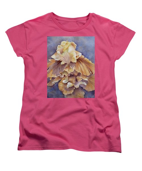 Eruption II--flower Of Rebirth Women's T-Shirt (Standard Cut)