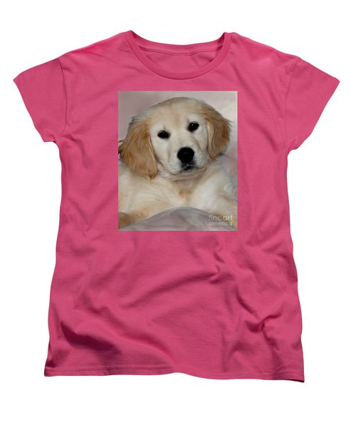 Fiona Women's T-Shirt (Standard Cut) by Debbie Hart