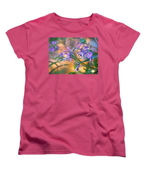 Fireweed Number Three Women's T-Shirt (Standard Cut) by Brian Boyle