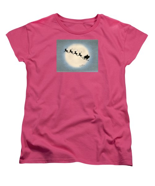 Flight 1224 Women's T-Shirt (Standard Cut)
