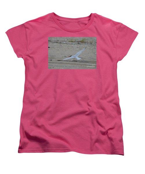 Women's T-Shirt (Standard Cut) featuring the photograph Flight by James Petersen