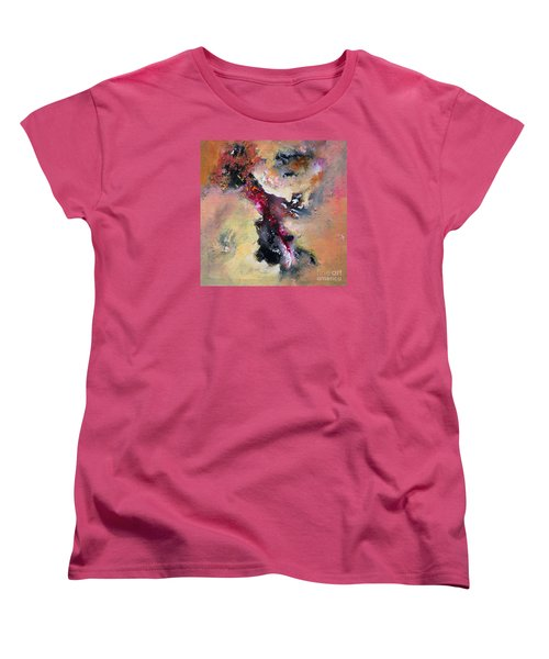 Flow Sold Out Women's T-Shirt (Standard Cut) by Sanjay Punekar