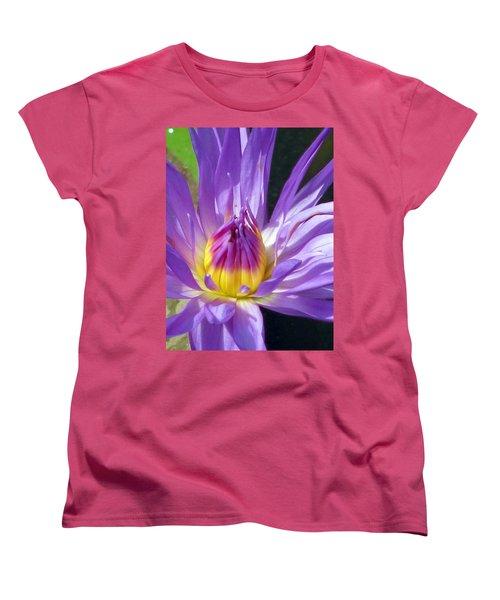 Flower Garden 70 Women's T-Shirt (Standard Cut) by Pamela Critchlow