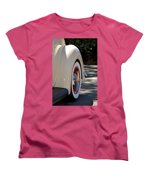 Ford Fender Women's T-Shirt (Standard Cut) by Dean Ferreira