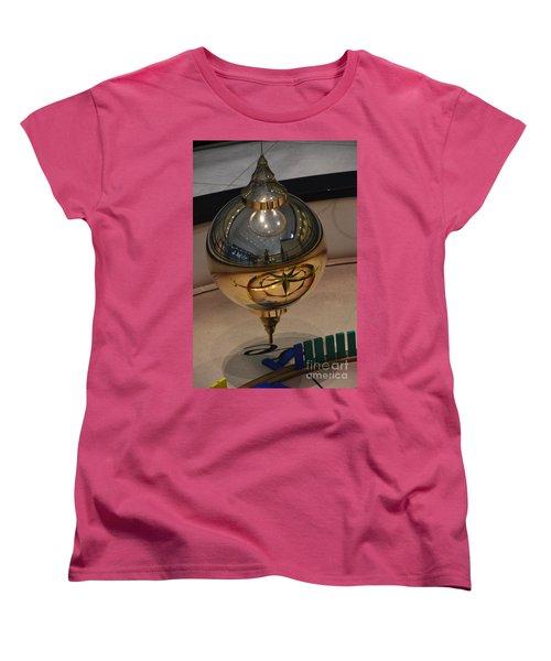 Women's T-Shirt (Standard Cut) featuring the photograph Foucalt's Pendulum by Robert Meanor