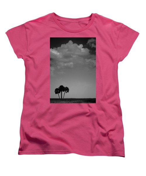 Four Palms Women's T-Shirt (Standard Cut)