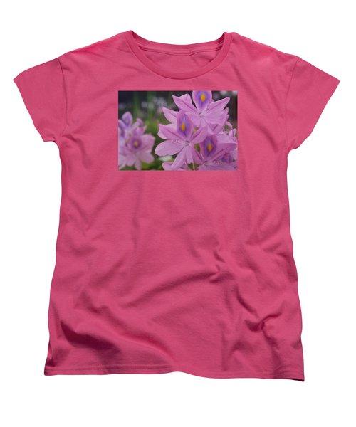 Women's T-Shirt (Standard Cut) featuring the photograph Garden Is Watching by Miguel Winterpacht