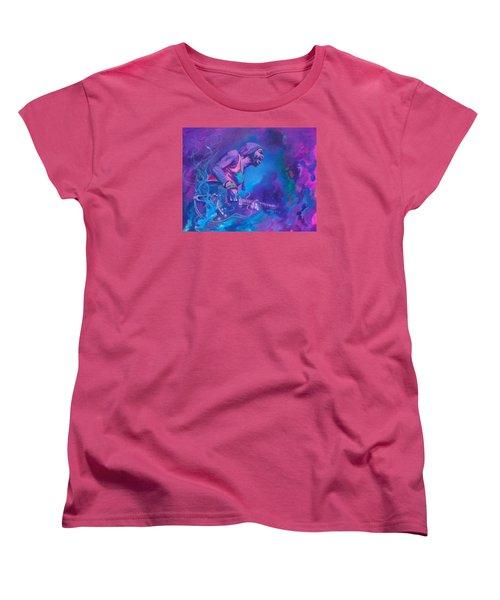 Gary Clark Jr. Women's T-Shirt (Standard Cut)