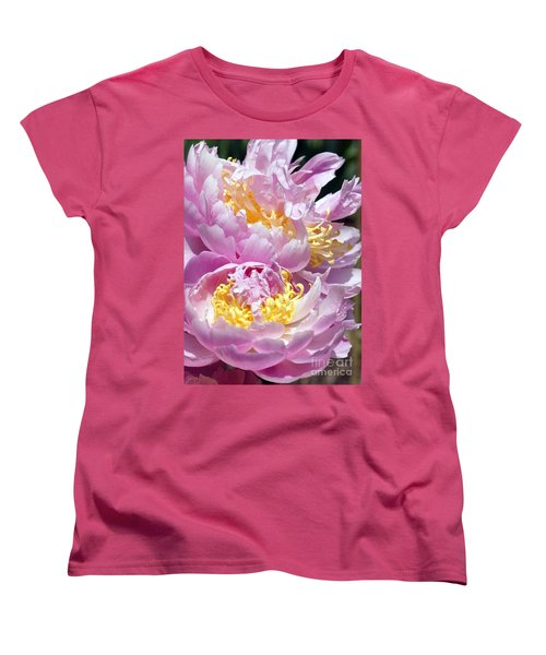Women's T-Shirt (Standard Cut) featuring the photograph Girly Girls by Lilliana Mendez