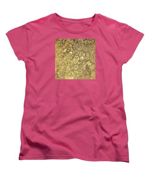 Gold Fever 1 Women's T-Shirt (Standard Cut) by Alan Casadei