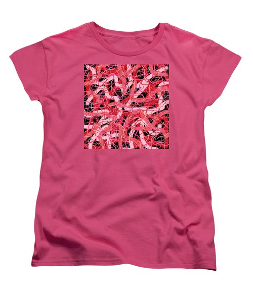 Gps Overload Women's T-Shirt (Standard Cut) by Jeff Gater
