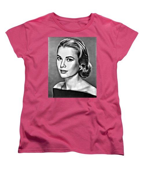 Grace Women's T-Shirt (Standard Cut) by Florian Rodarte