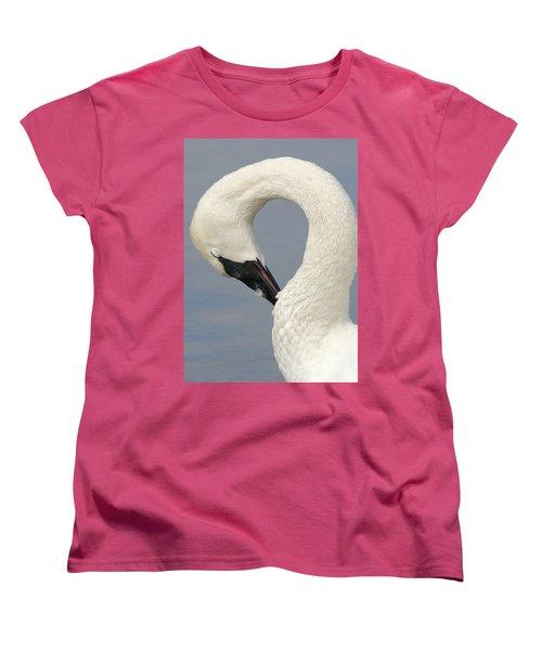 Graceful Women's T-Shirt (Standard Cut) by Liz Masoner