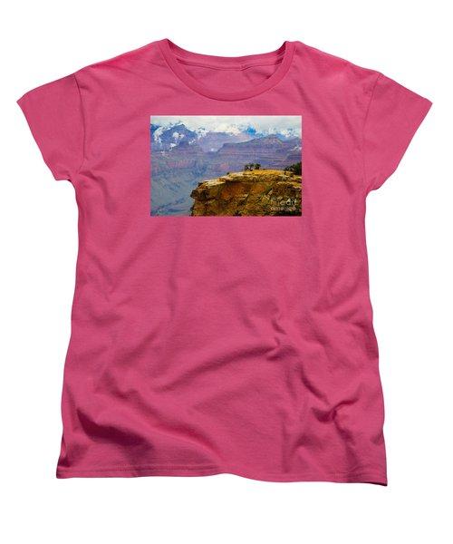 Grand Canyon Clearing Storm Women's T-Shirt (Standard Cut)