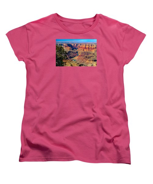 Grand Canyon Sunset Women's T-Shirt (Standard Cut)